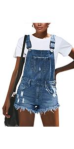 short overalls romper