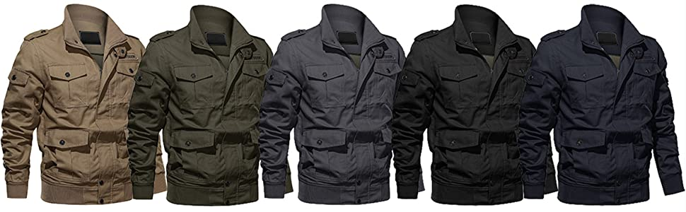 casual cotton military tactical