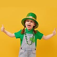 St. Patrick's Day Necklace 12pcs