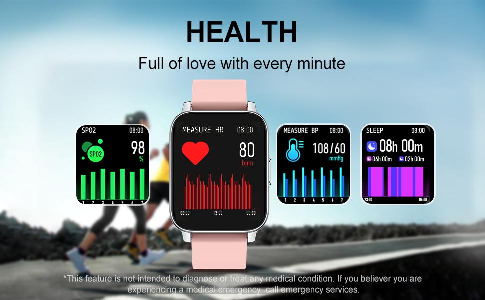 Rogbid Smartwatch Rowatch 2 C