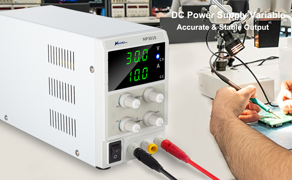 bench power supply 30v 10A