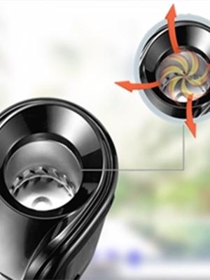 AICOK Palomitero, 1200W Rápida Máquina de Palomitas, Aire Caliente Sin Aceita, Incluida Jarra Medidora, Tapa Removible, y Libre de BPA, Negro: Amazon.es