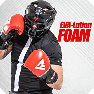 RDX Boxeo Cascos MMA Sparring Kickboxing Casco Protector Auricular Entrenamiento Lucha