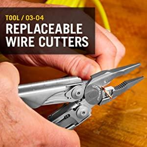 Wire Cutters, Leatherman, Leatherman Surge, Multitool, Multipurpose Tool