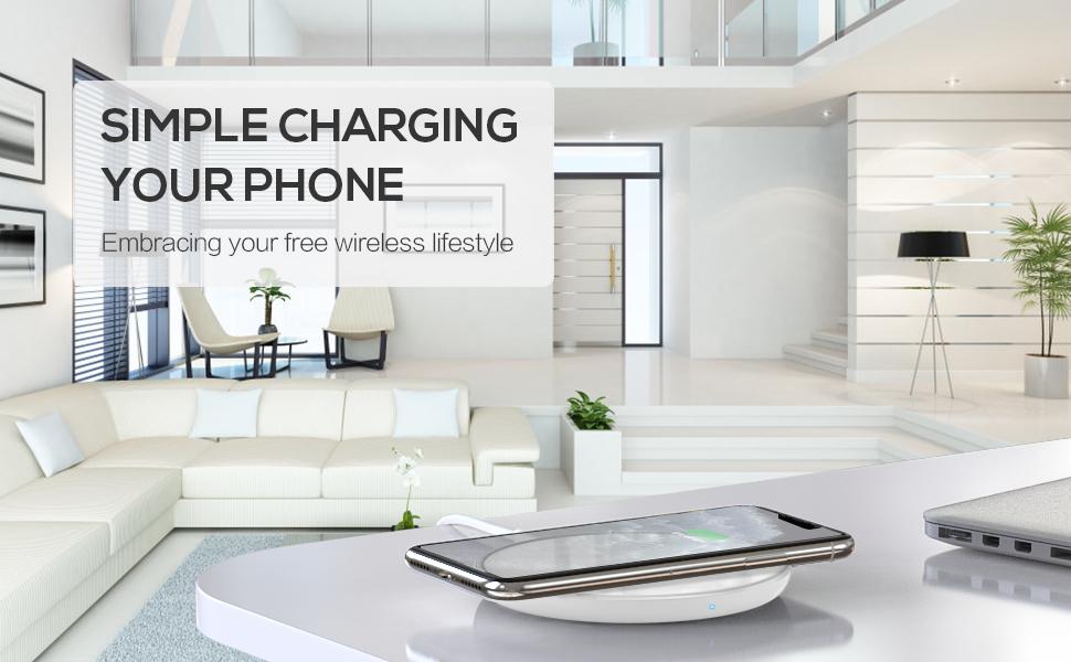 Phecda1 wireless charger