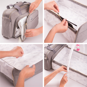 baby travel bed portable sleeper for babies extra large diaper bag portable bassinet for baby