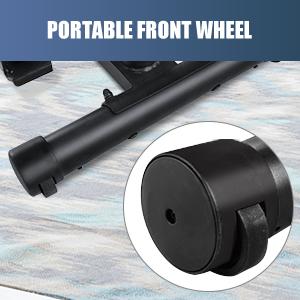 portable front wheel
