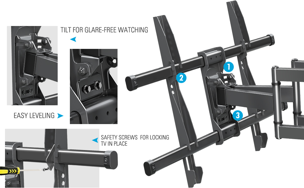 tv wall mount 65 inch tv mounting brackets for flat screens