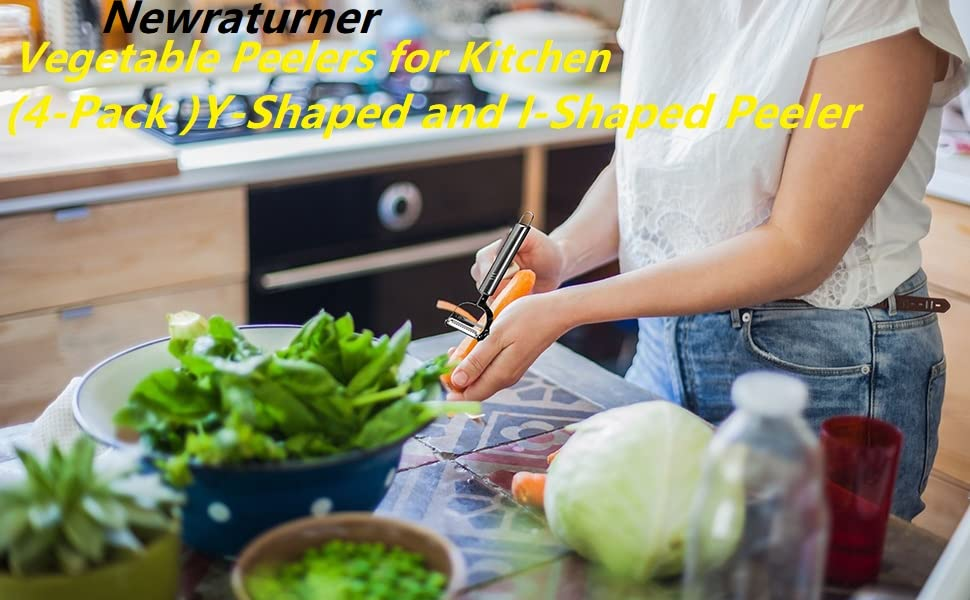 Vegetable Peelers for Kitchen