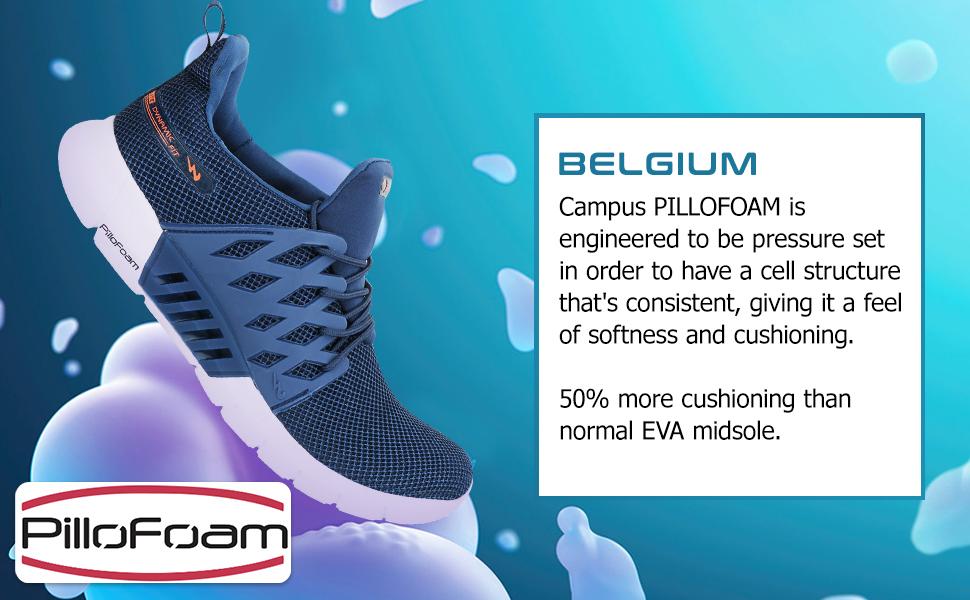Belgium-PiiloFoam