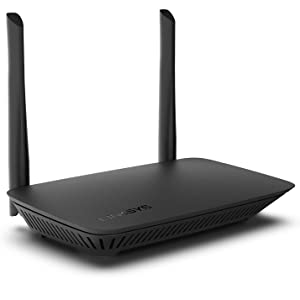 Linksys AC1200 Dual-Band WiFi 5 Router