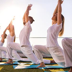 Mens Pajama Yoga Pants