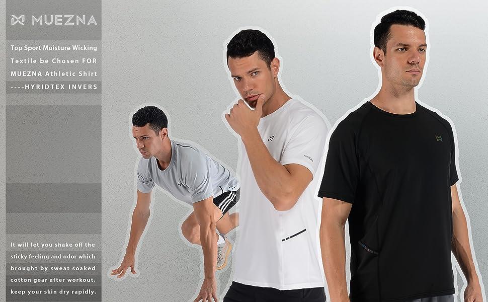 Muezna Althletic Shirt A+