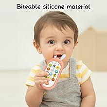 teléfono inteligente para bebés