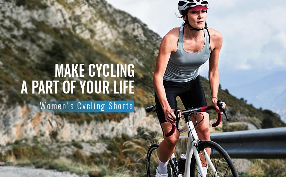 women padded biking shorts womens cycling shorts with 4d padding bicycle shorts women padded beroy