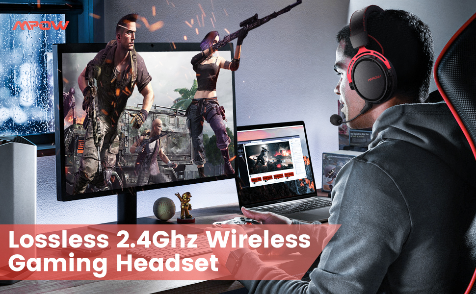 wireless gaming headset gaming headset
