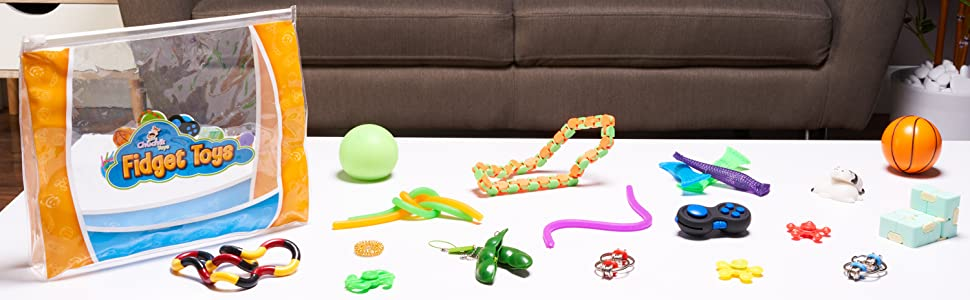 Fidget toys set for kids and adults