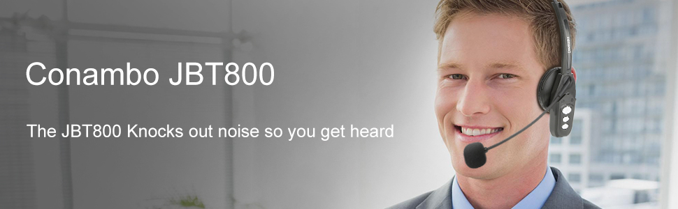 Bluetooth Headset JBT800