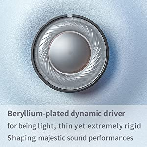 beryllium-plated