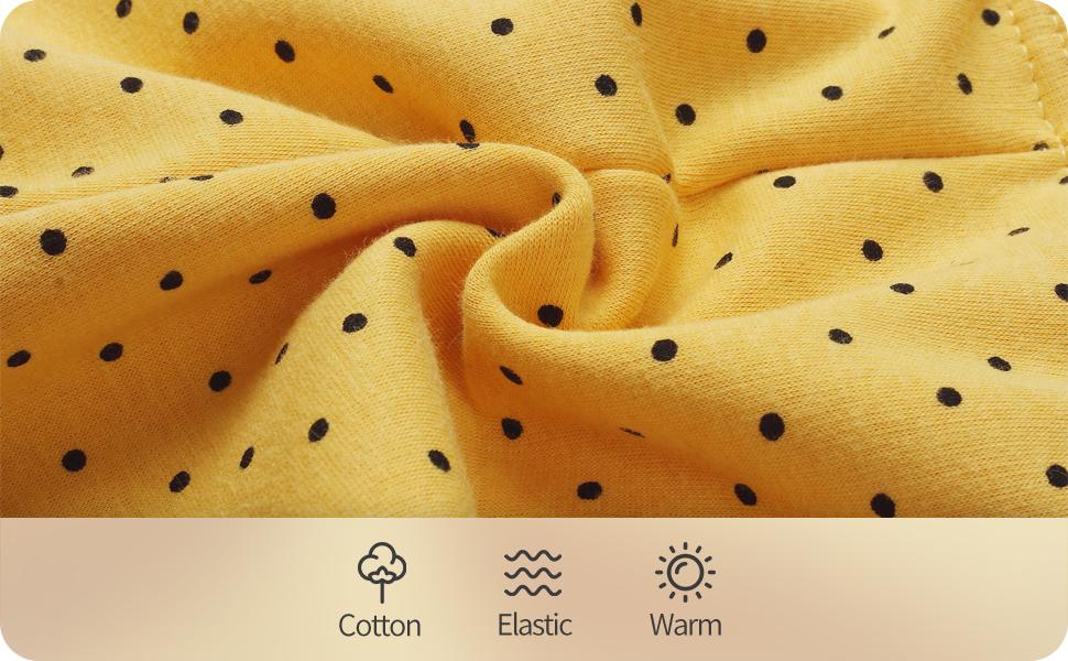Leggings térmico hecho en algodón ofrece una gran suavidad y adaptan muy bien al cuerpo.