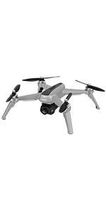 Flashandfocus.com d11869d5-4e59-4825-afa0-ea4c3f3233cc.__CR0,0,150,300_PT0_SX150_V1___ Drones with 1080P HD Camera for Adults, JJRC Foldable Drone with 2 Batteries, Optical Flow Positioning Quadcopter with…