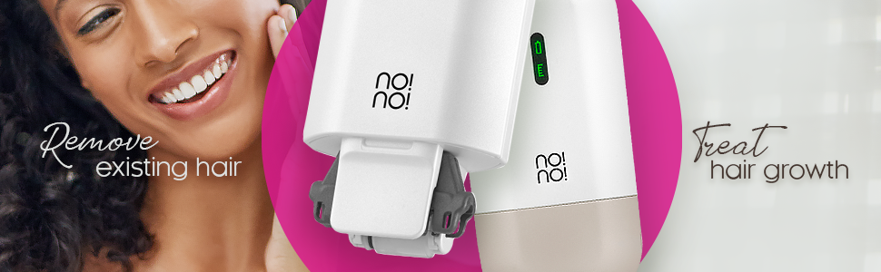 nono micro hair removal device permanent hair reduction safe for all skin colors and hair colors