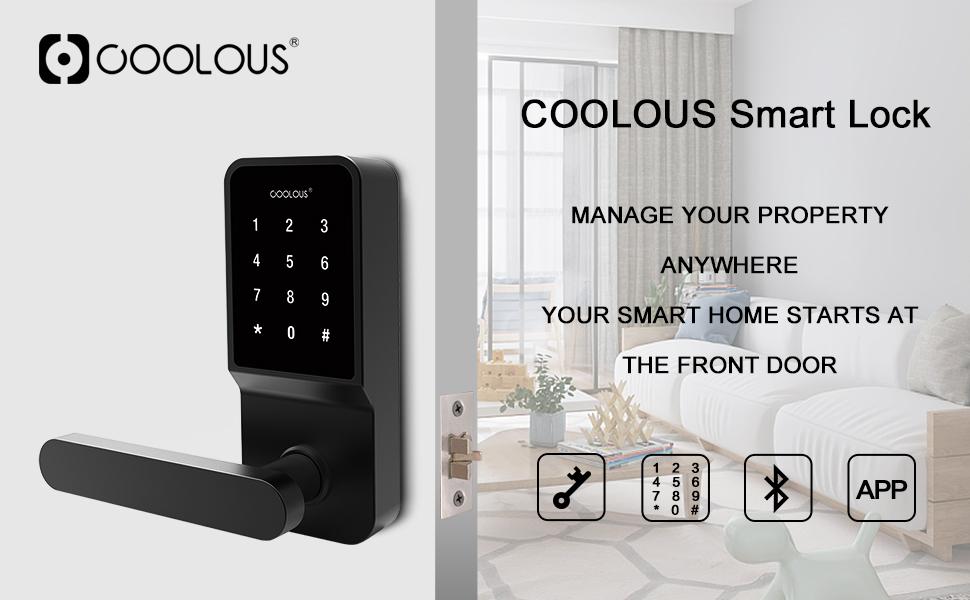 F1 smart lock
