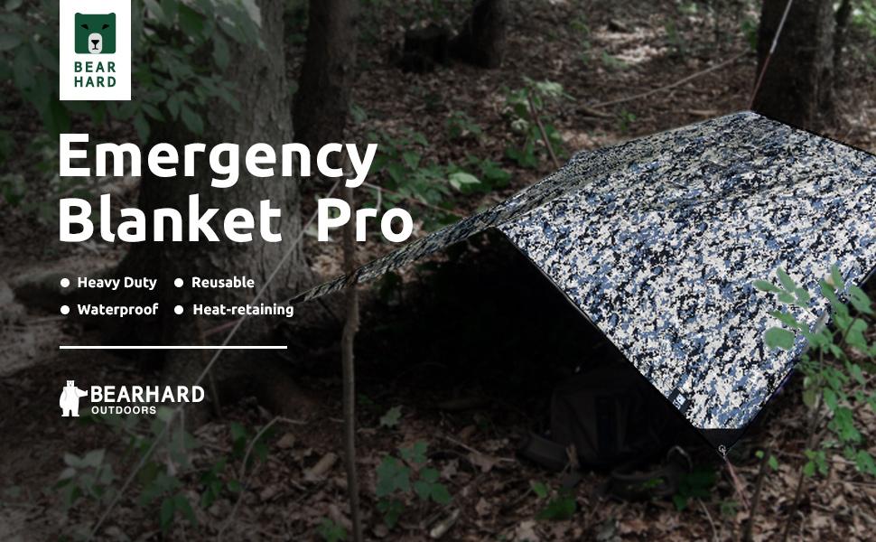 Emergency blanket pro