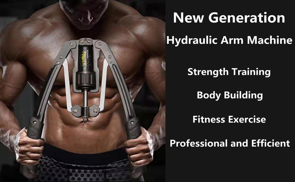 Hydraulic Arm Machine