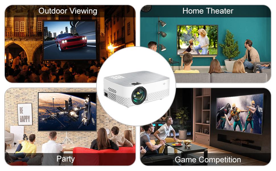 Enjoy HD Home Theater