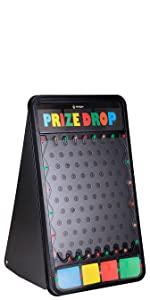 LED prize drop game