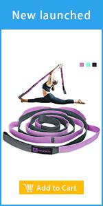 10 loops stretch strap