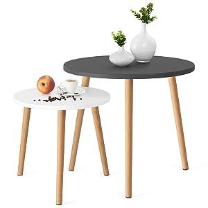 Set de mesas