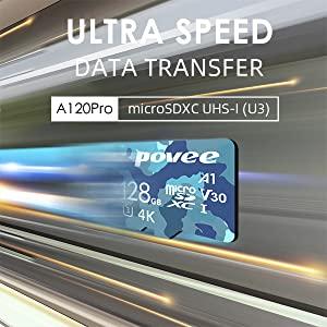 high speed micro sd card