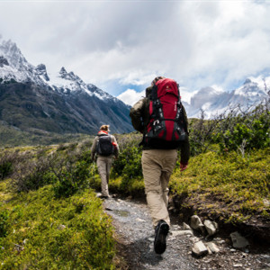 Men's Hiking Cargo Pants, Moisture Wicking, Sun Protection