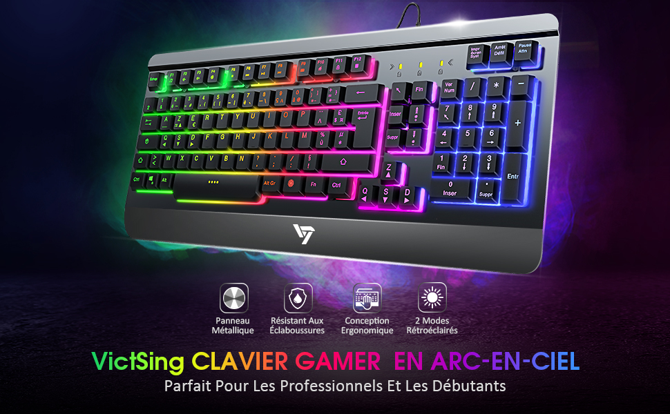 clavier ps4