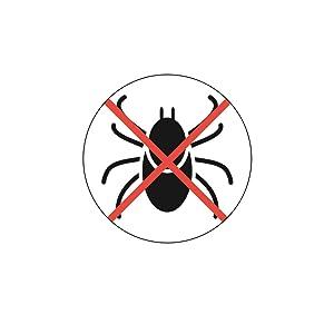Traitement Anti-acariens et Anti-bactéries