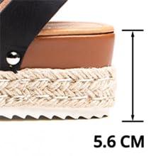 Women Flatform Sandals