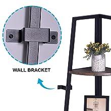 Safety Wall Bracket