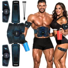 6PK muscle stimulator