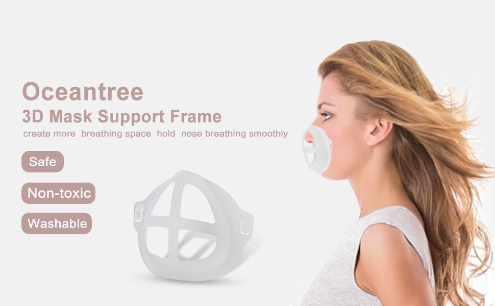 Oceantree 3D Mask Support  Frame