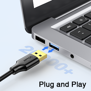 2USB to USB Cable