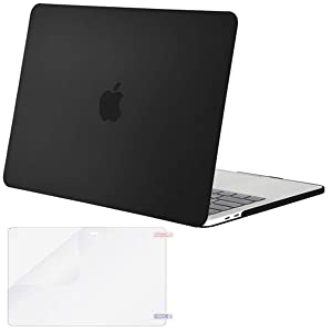 MOSISO MacBook Pro 13 inch Case 2019 2018 2017 2016 Release A2159 A1989 A1706 A1708, Plastic Hard Shell Cover & Screen Protector Compatible with ...