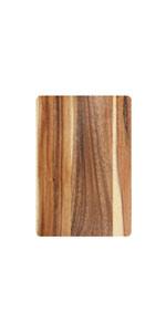 Villa Acacia 12 inch wood cutting board