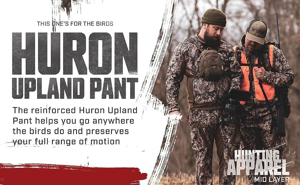 Huron Upland Pant