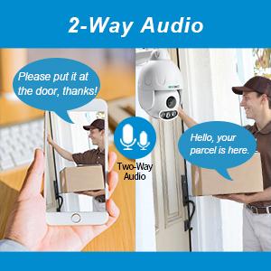 2-Way audio