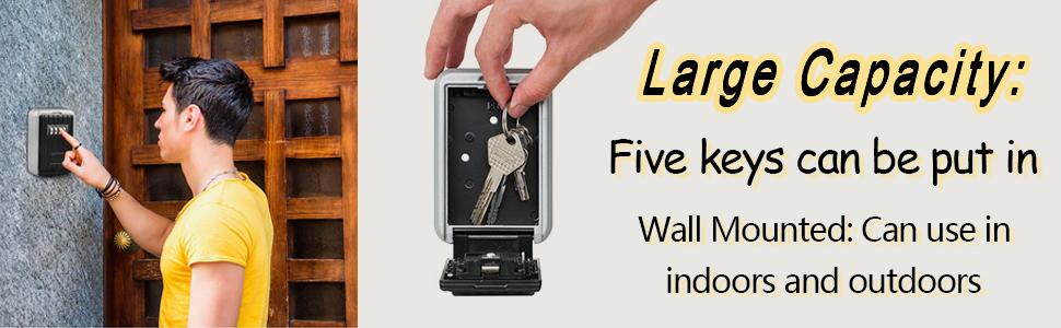 lock box for house key