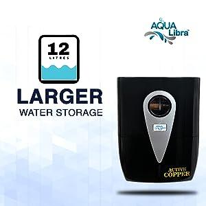 Larger Water Storage