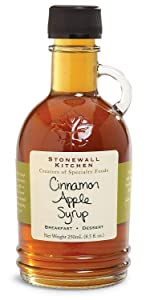 Stonewall Kitchen Apple Cinnamon Syrup