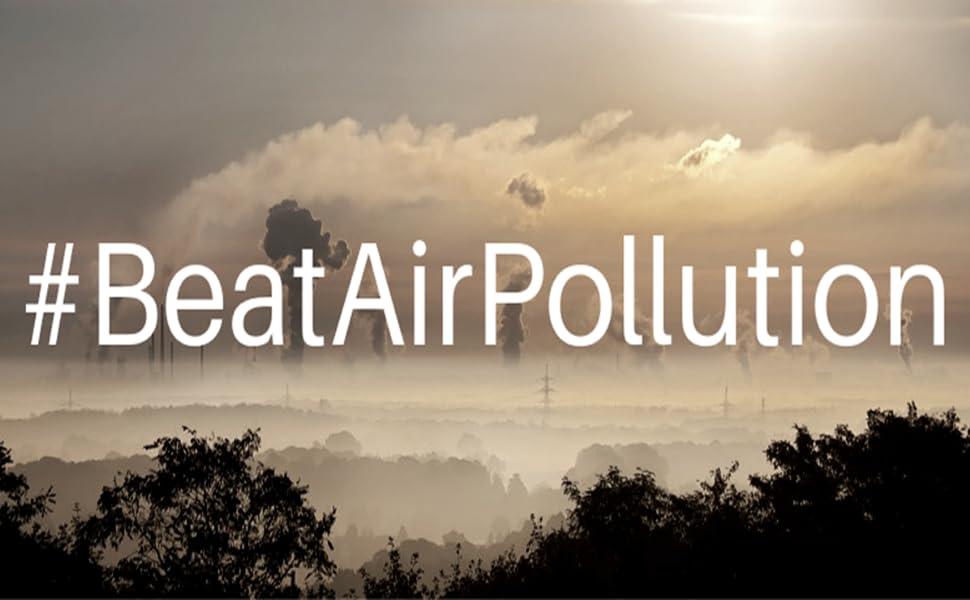 beat air pollution